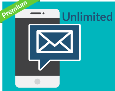 Unlimited Text Messages with Premium Plan